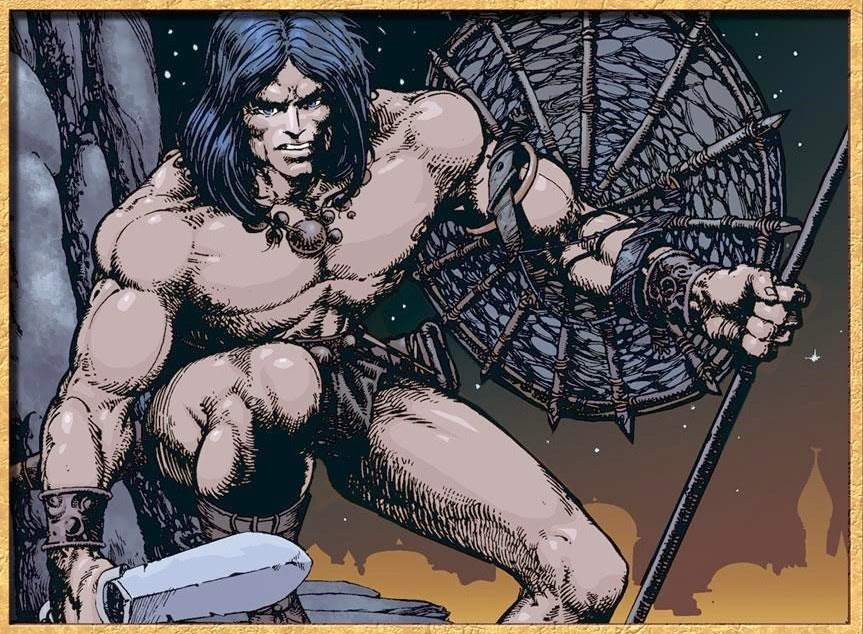 Conan de Barry Windsor-Smith