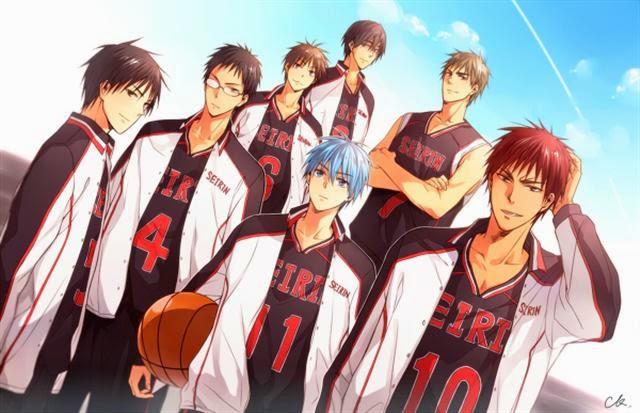 7 Fakta unik tentang tim basket SMA Seirin