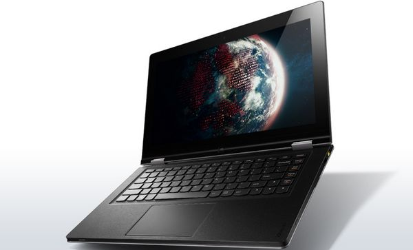 Yoga Lenovo Convertible Laptop & Tablet PC - Ideapad Yoga 13
