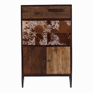 mueble bar moderno industrial
