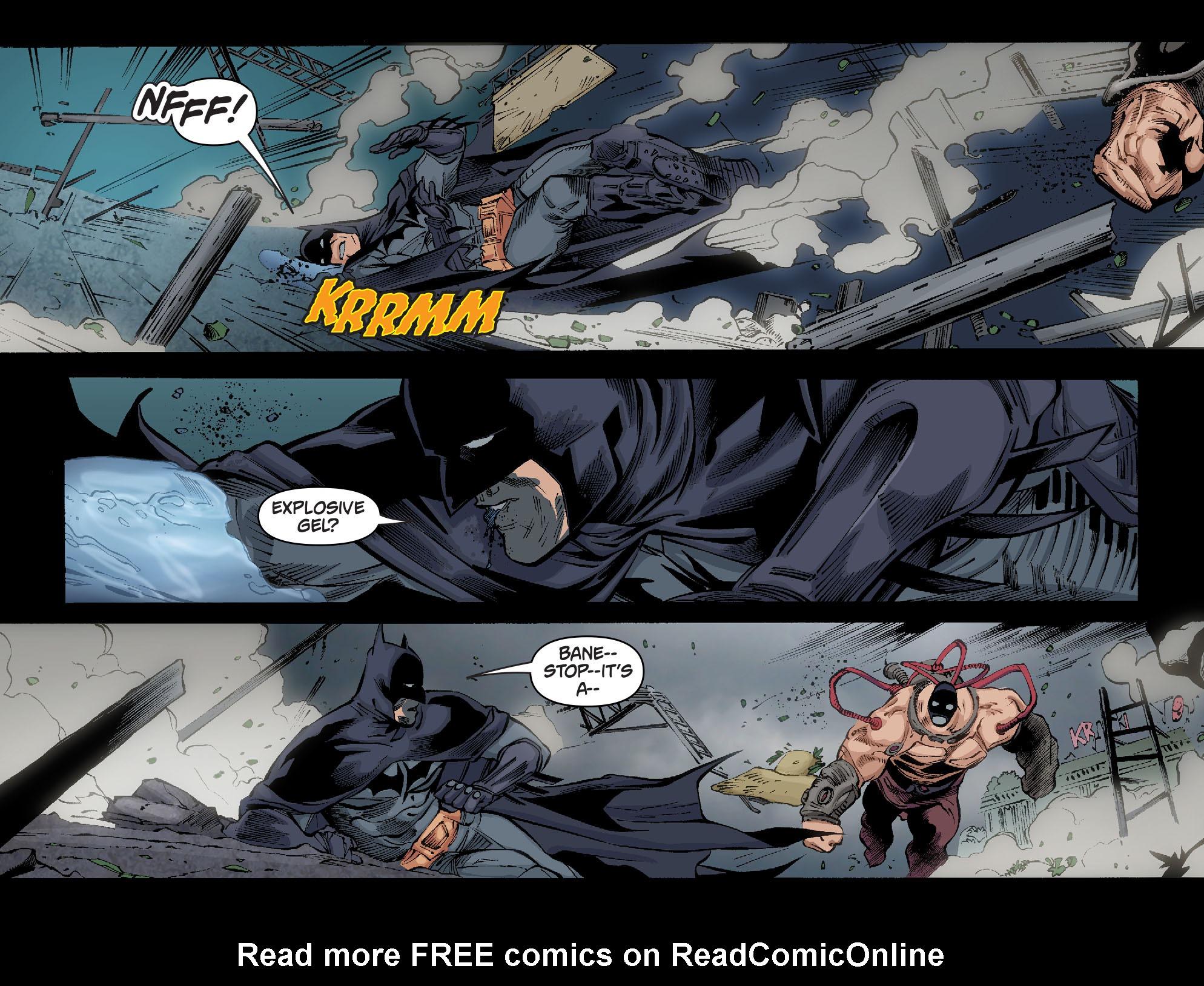 Batman: Arkham Knight [I] Issue #16 #18 - English 21