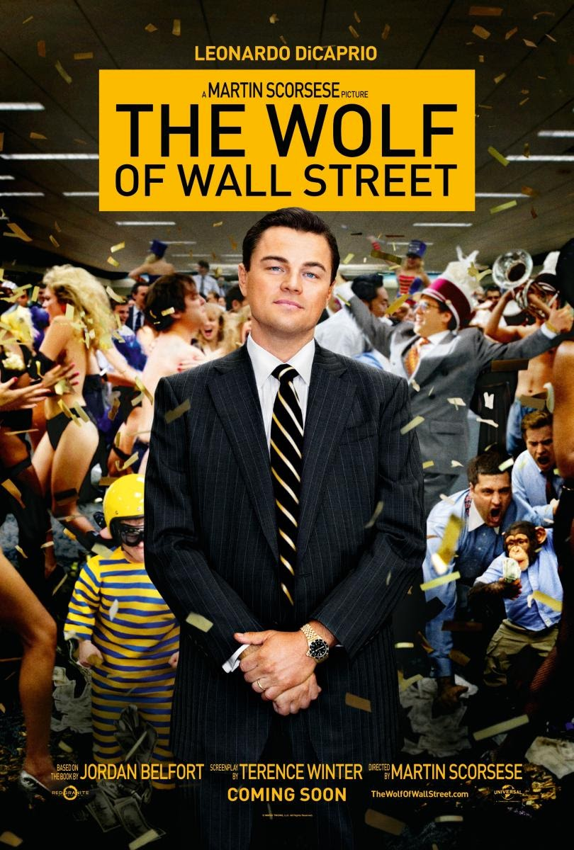 Ver El lobo de Wall Street gratis online streaming. The wolf of Wall Street.