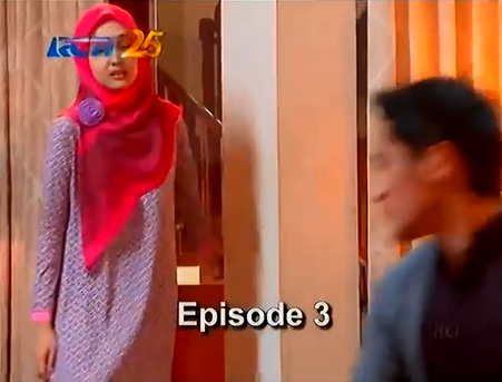 Video dan Sinopsis Jilbab In Love Episode 3 Full