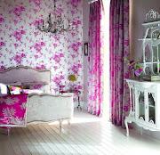 Tapety Harlequin katalog Amilie, bogaty w malowane kwiaty i Toile de Jouy: (images stories tapety amilie amilie )