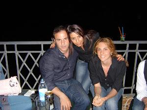 Con Luca Spataro (seg. prov. pd ct) e l'On. Marianna Madia
