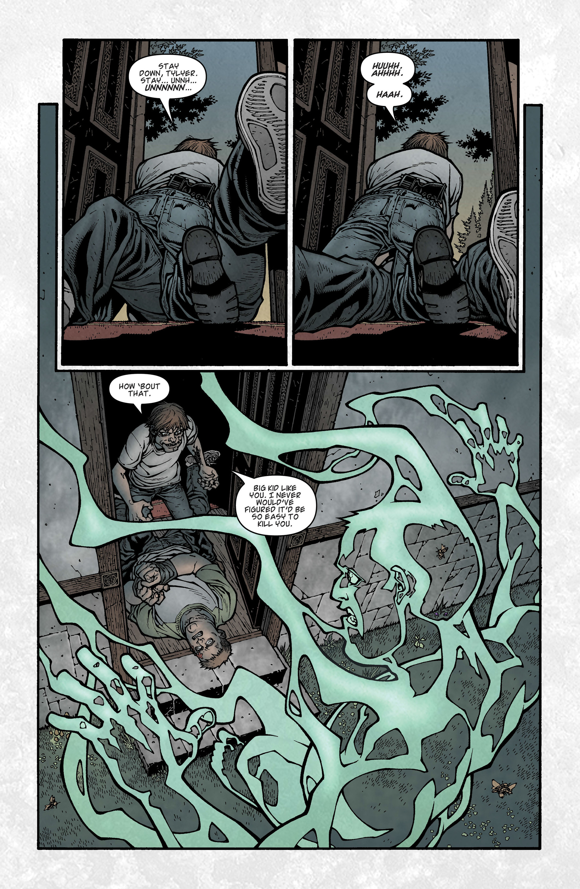 Locke & Key (2008) Issue #6 #6 - English 15