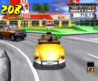 netto 39 s game room classic review crazy taxi. Black Bedroom Furniture Sets. Home Design Ideas
