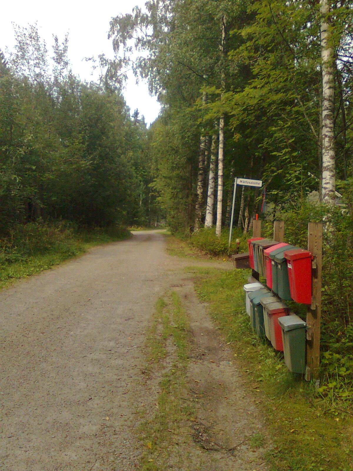 mökkejä myytävänä varsinais suomi Harjavalta