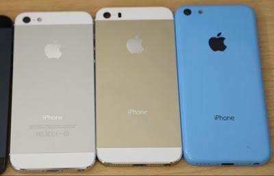iPhone 5 iPhone 5S y iPhone 5C azul