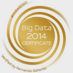 Big Data 2014 Certificate