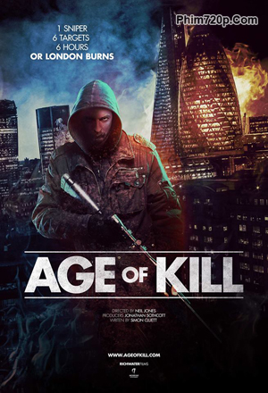 Age of Kill 2015 poster