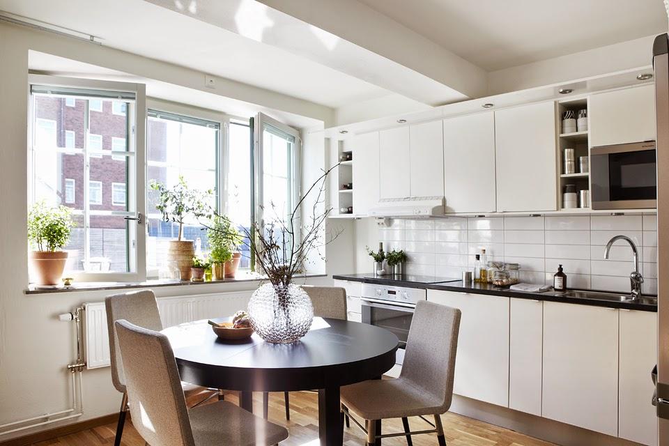 Focus On 10 Scandinavian Kitchen