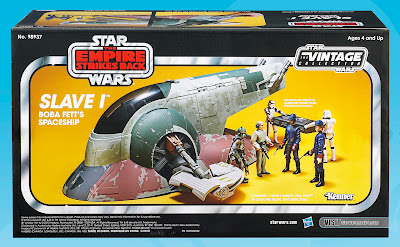 Hasbro Star Wars ESB Slave 1 Exclusive Vehicle