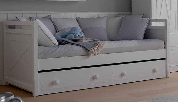 Neo arquitecturaymas camas nido para habitaciones infantiles for Camas nido infantiles