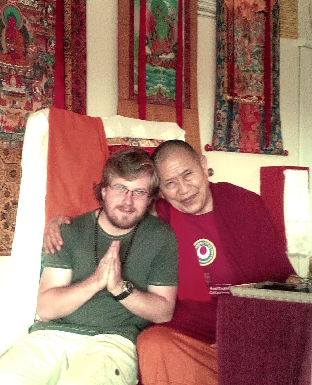 H.E.Garchen Rinpoche