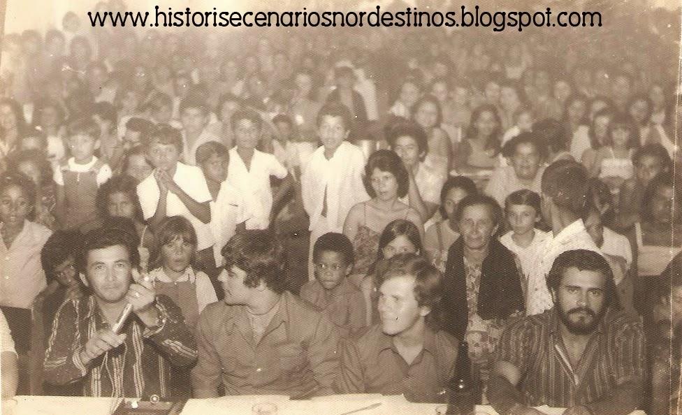Aselpa Show Panelas-PE, Mesa jugadora de 1978