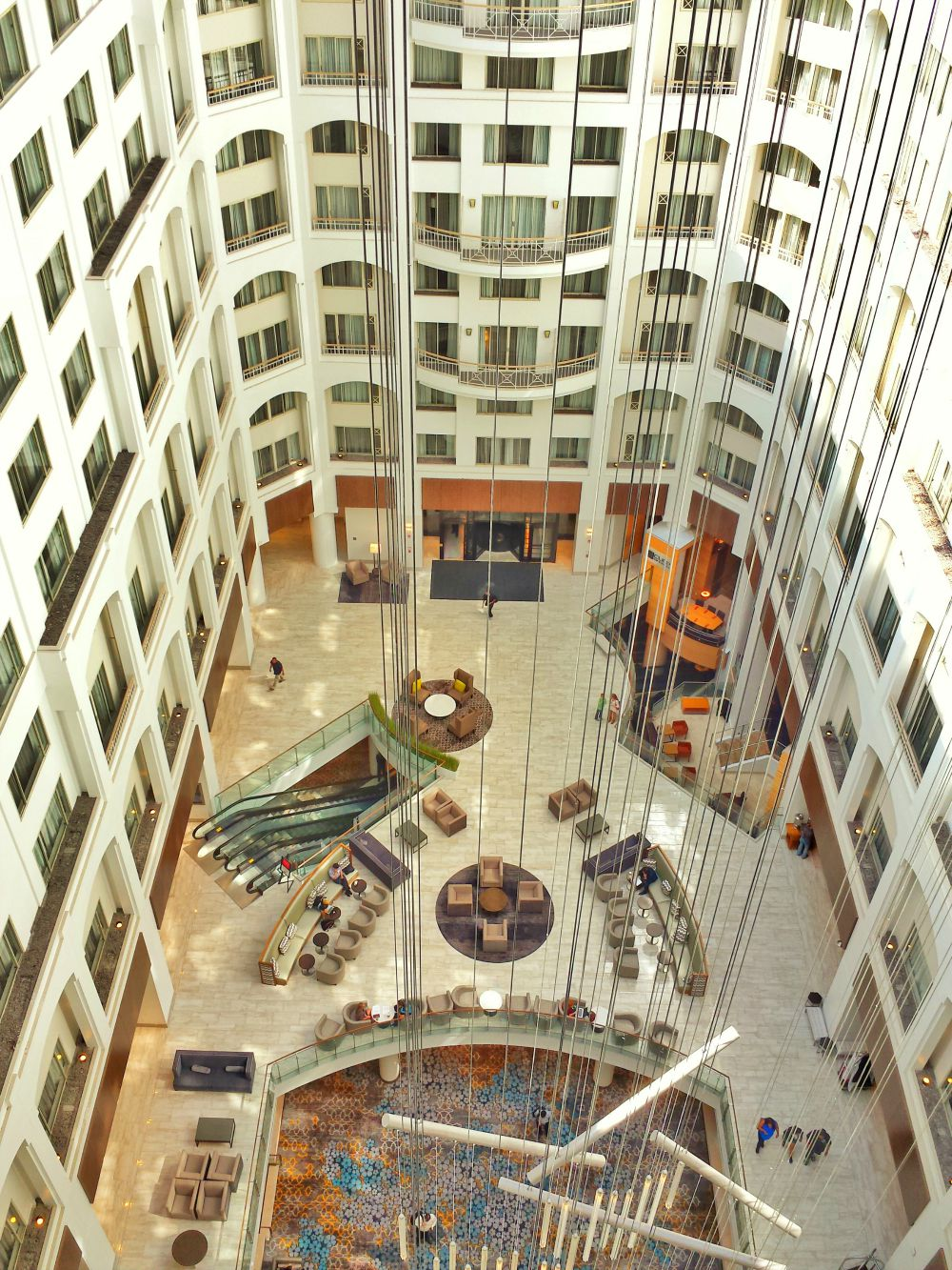 A Traveler S Look At The Grand Hyatt Washington D C Full Service Four Star