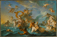 Coypel, Noel-Nicolas  1727  . Museum of Art de Filadelfia