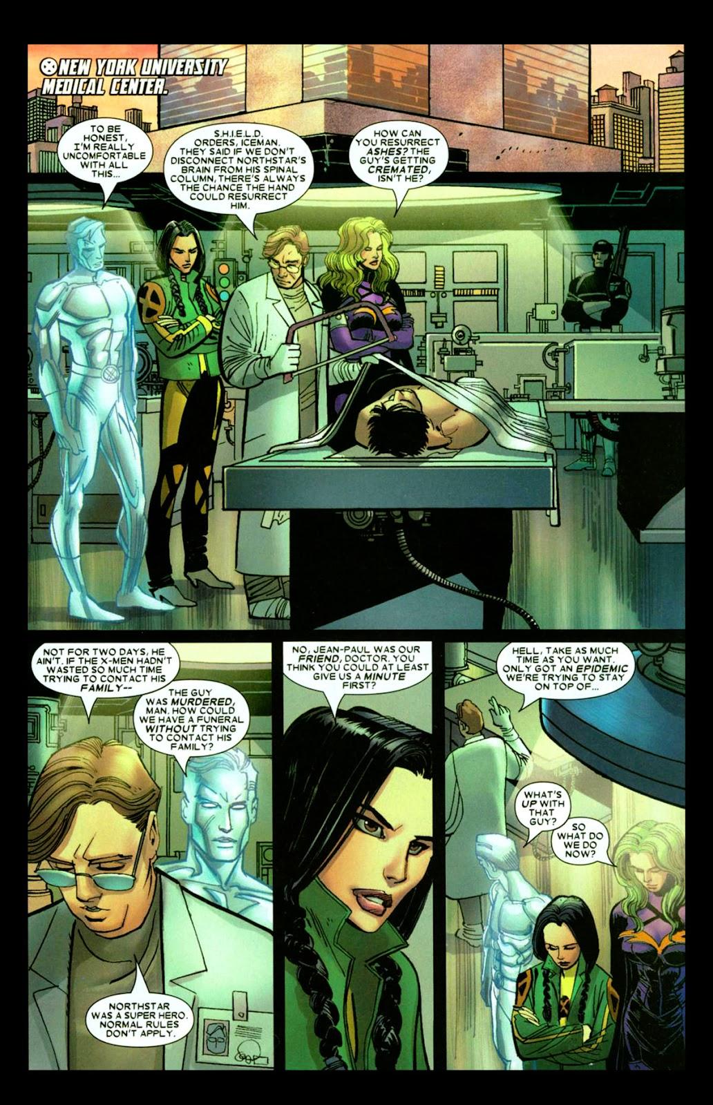 Read online Wolverine (2003) comic -  Issue #26 - 12