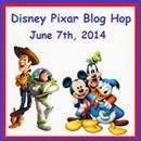 Disney Pixar Blog Hop