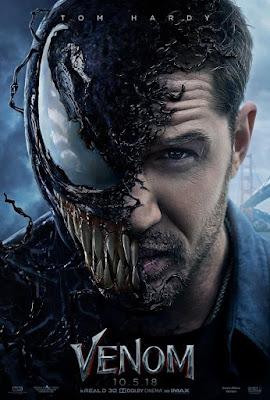 Venom 2018 DVD R1 NTSC Latino