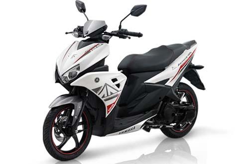 Harga Yamaha Yamaha Aerox 125 Terbaru dan Spesifikasi Lengkap