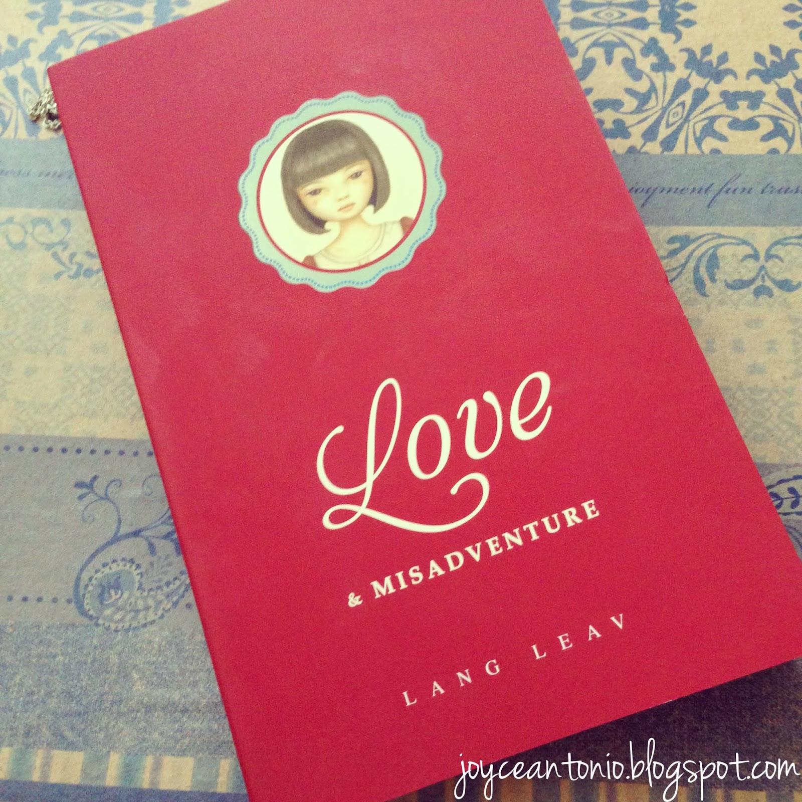 love and misadventure by lang leav pdf