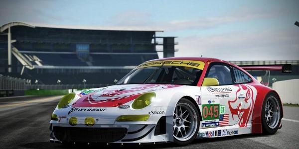 Paquete porsche 2011+%2345+Flying+Lizard+Motorsports+911+GT3-RSR+(997)