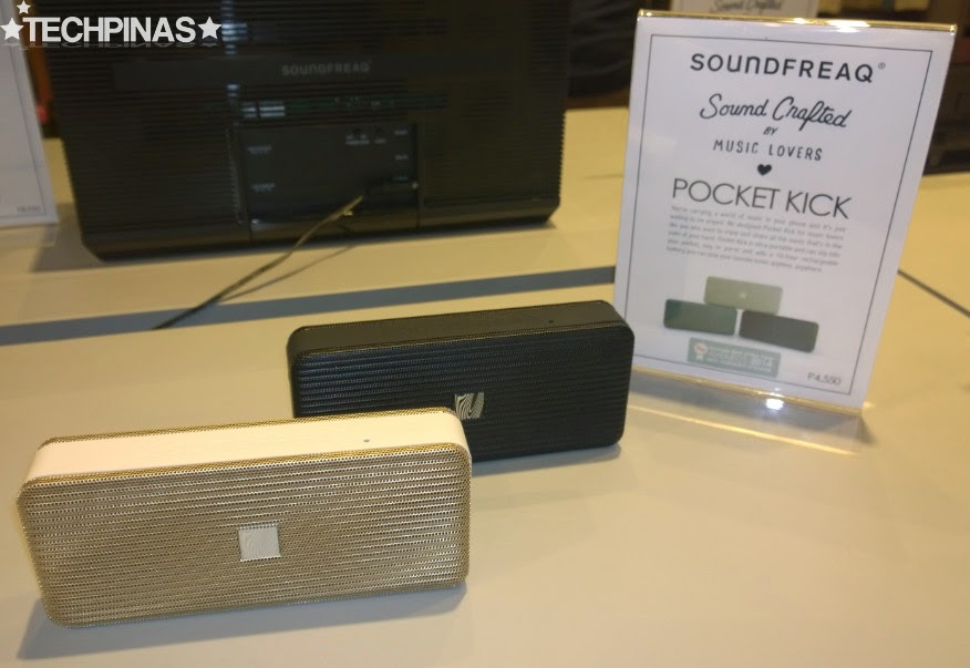 Soundfreaq Speakers