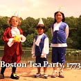 Boston Tea Party?