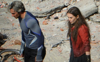 Quicksilver And Scarlet Witch Lovers J and J Productions