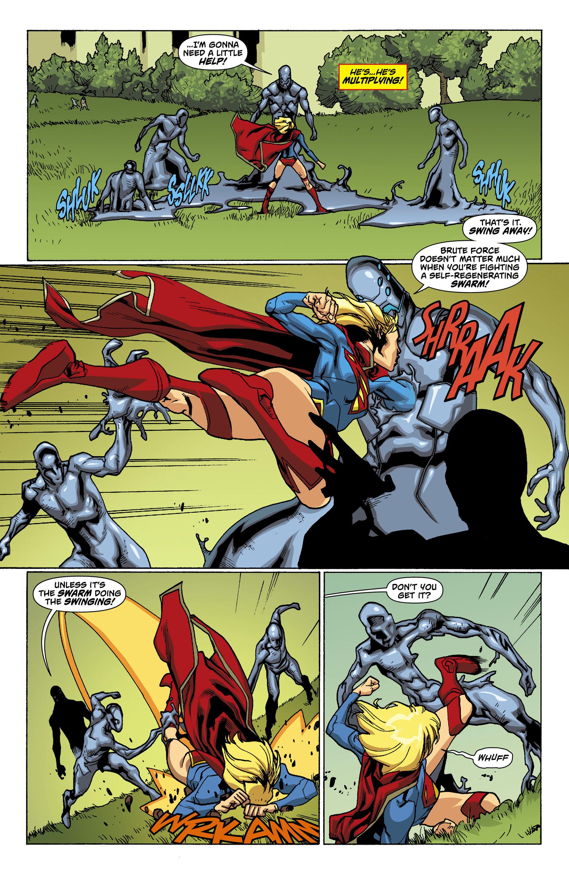Supergirl (2011) Issue #11 #13 - English 14