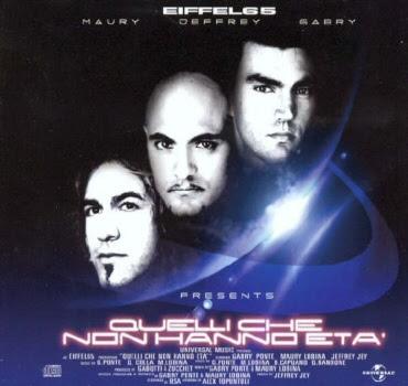 Sanremo 2003 - Eiffel 65 - Quelli che non hanno età