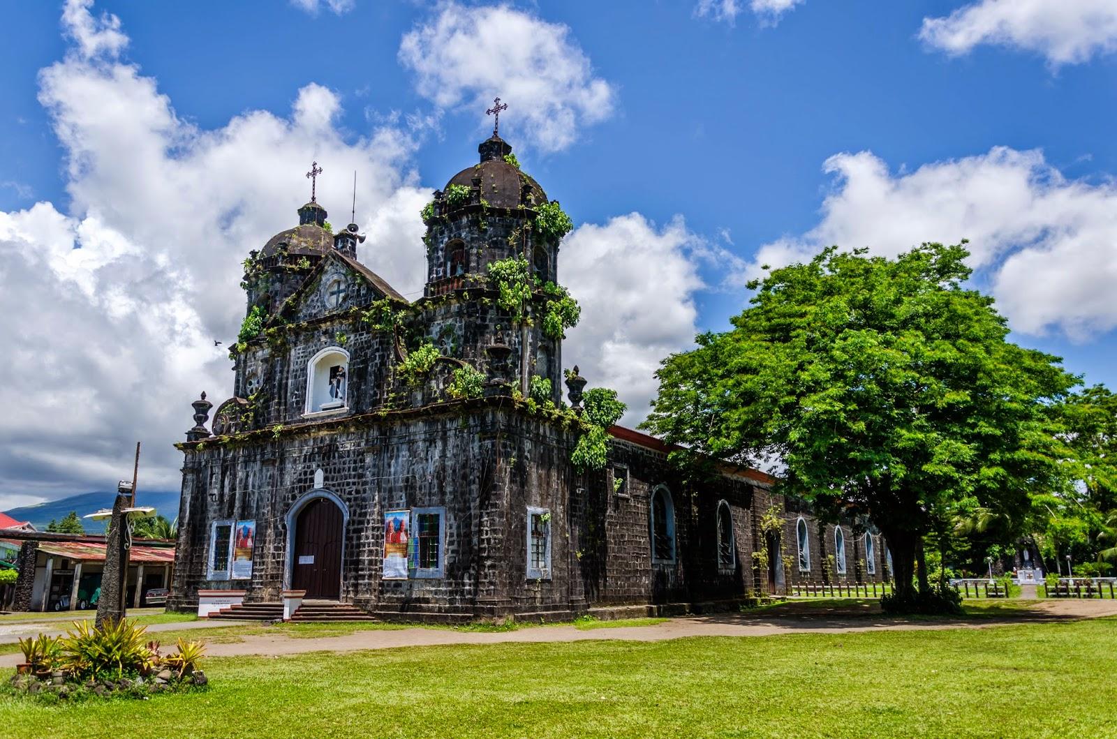 Santo Domingo (Albay) Philippines  city pictures gallery : The Wayward Wanderer: Philippines Day 17: Albay Santo Domingo, Busay ...