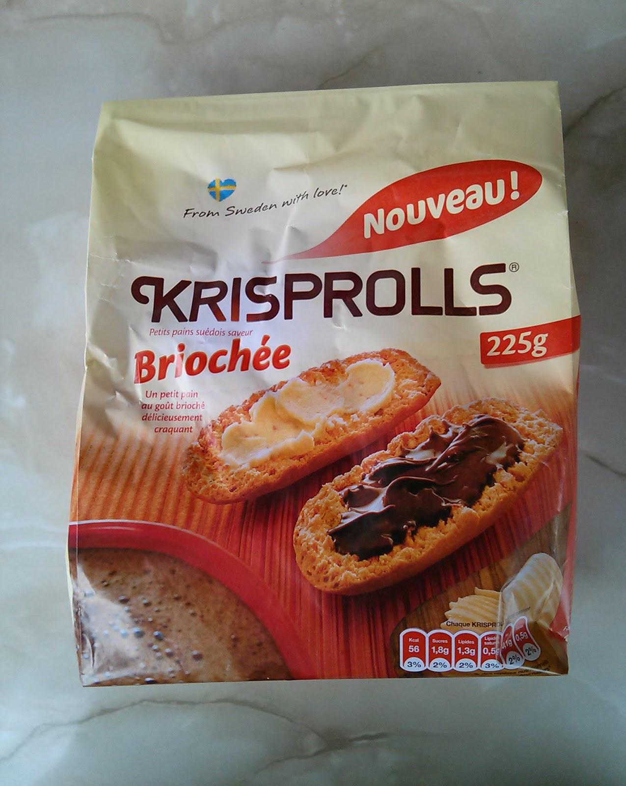 Krisprolls Briochés Degustabox