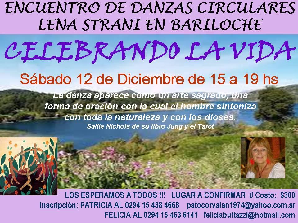 En diciembre, danzamos en Bariloche