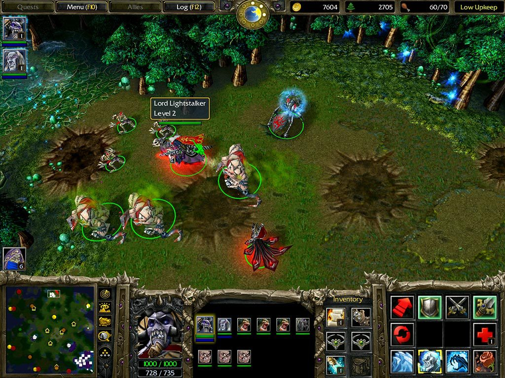 how to join a warcraft 2 game online