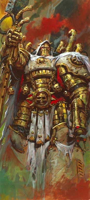 Primarch: Mortarion the Reaper