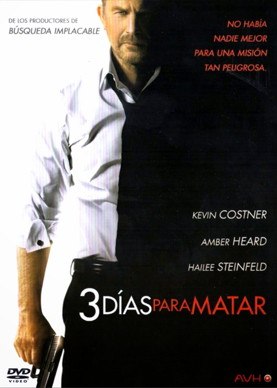 3 días para matar (2014)