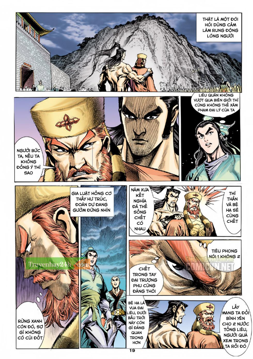 Thiên Long Bát Bộ chap 100 – End Trang 20 - Mangak.info