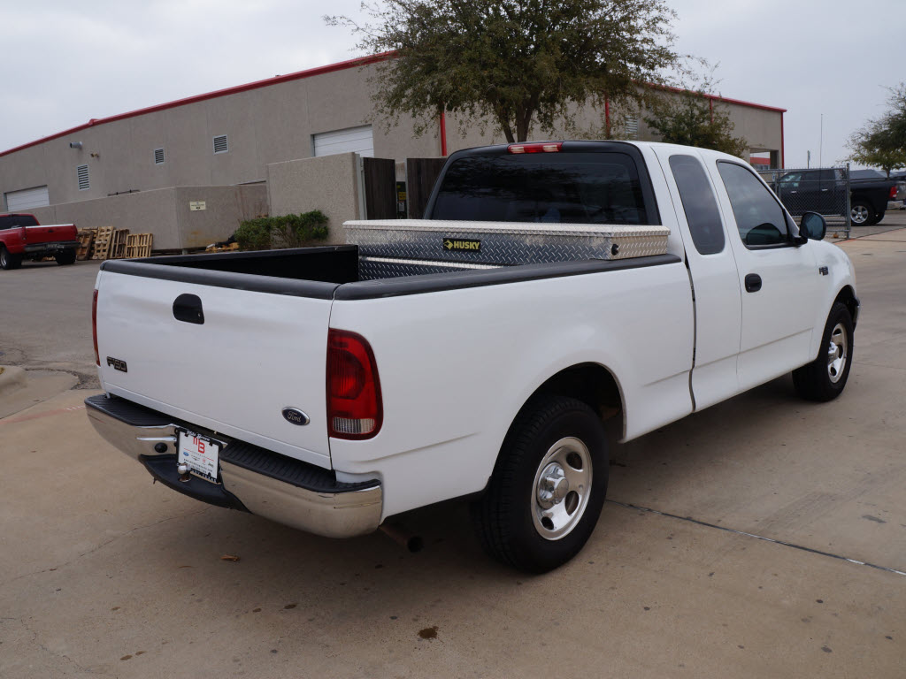 2003 Ford F-150 Truck Super Cab 83k miles TDY Sales 817 ...
