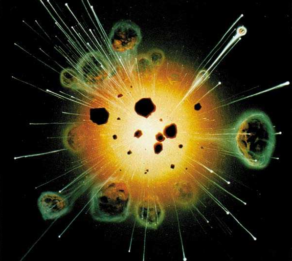 Documentaire scientifique sur la th orie du big bang et l 39 volution des g - La theorie du big bang serie ...