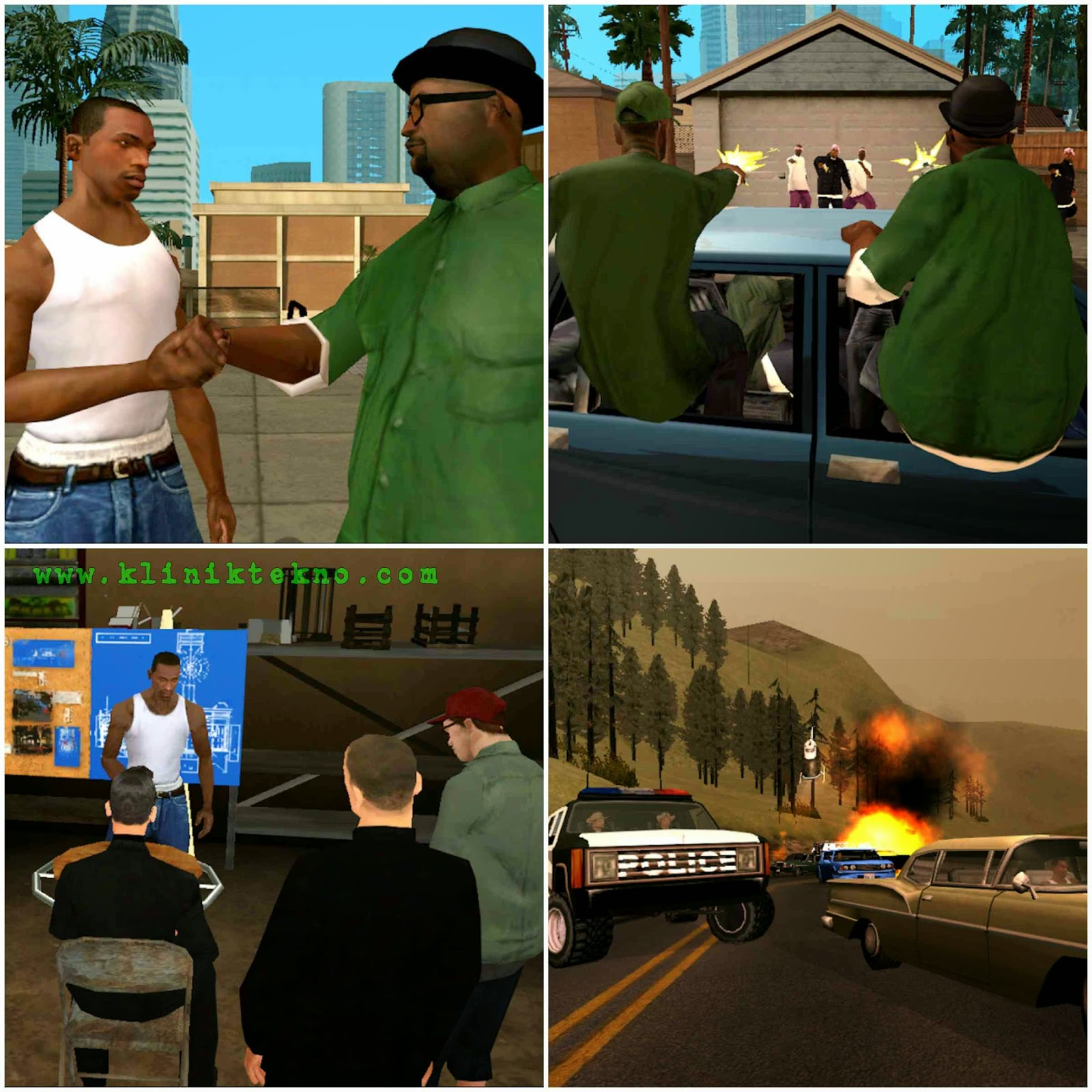 GTA San Andreas Apk Download Game For Android