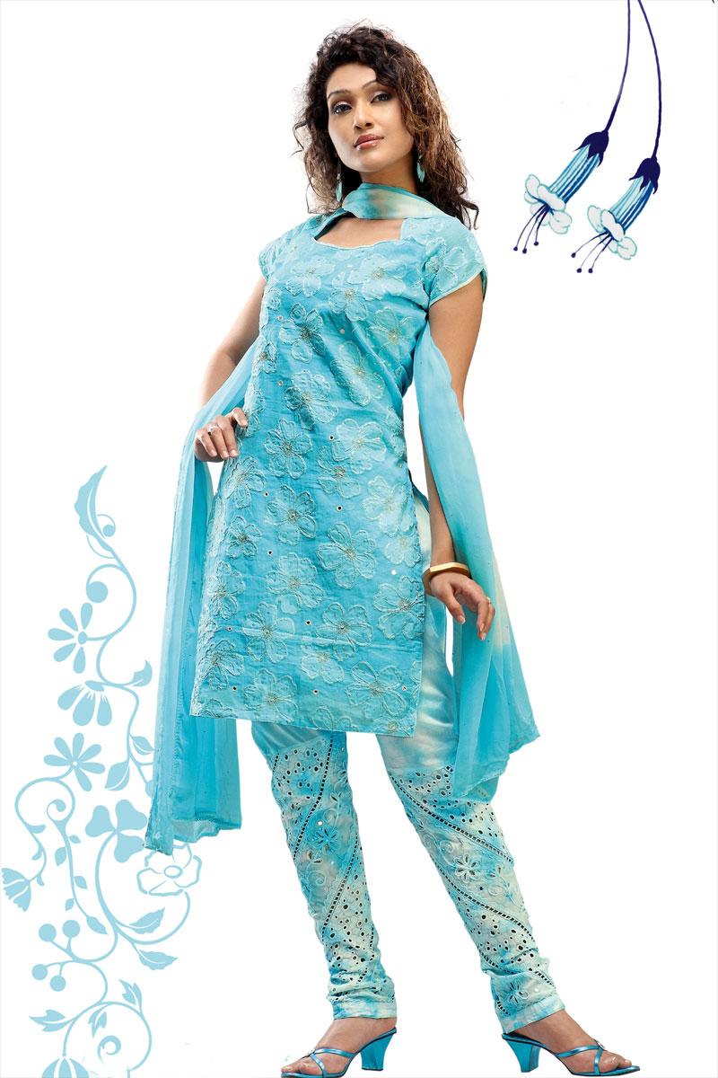 Fashionable Images: Summer Cotton Dresses