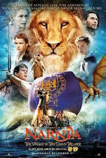 Las crónicas de Narnia: La travesía del viajero del alba(The Chronicles of Narnia: The Voyage of the Dawn Treader)