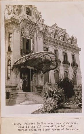Palatul Cantacuzino din Bucurestiul vechi