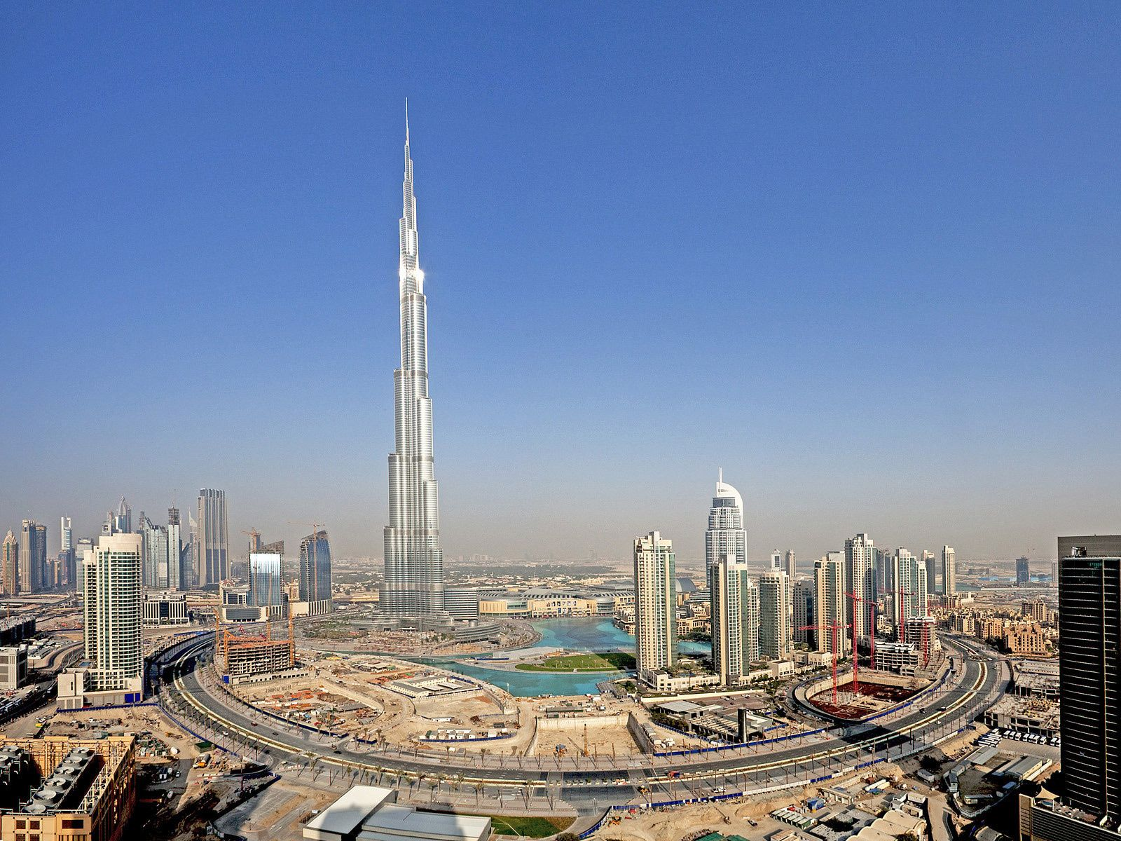 Burj Dubai Wallpapers Tower in dubai Wallpapers Burj  - burj khalifa tower dubai wallpapers
