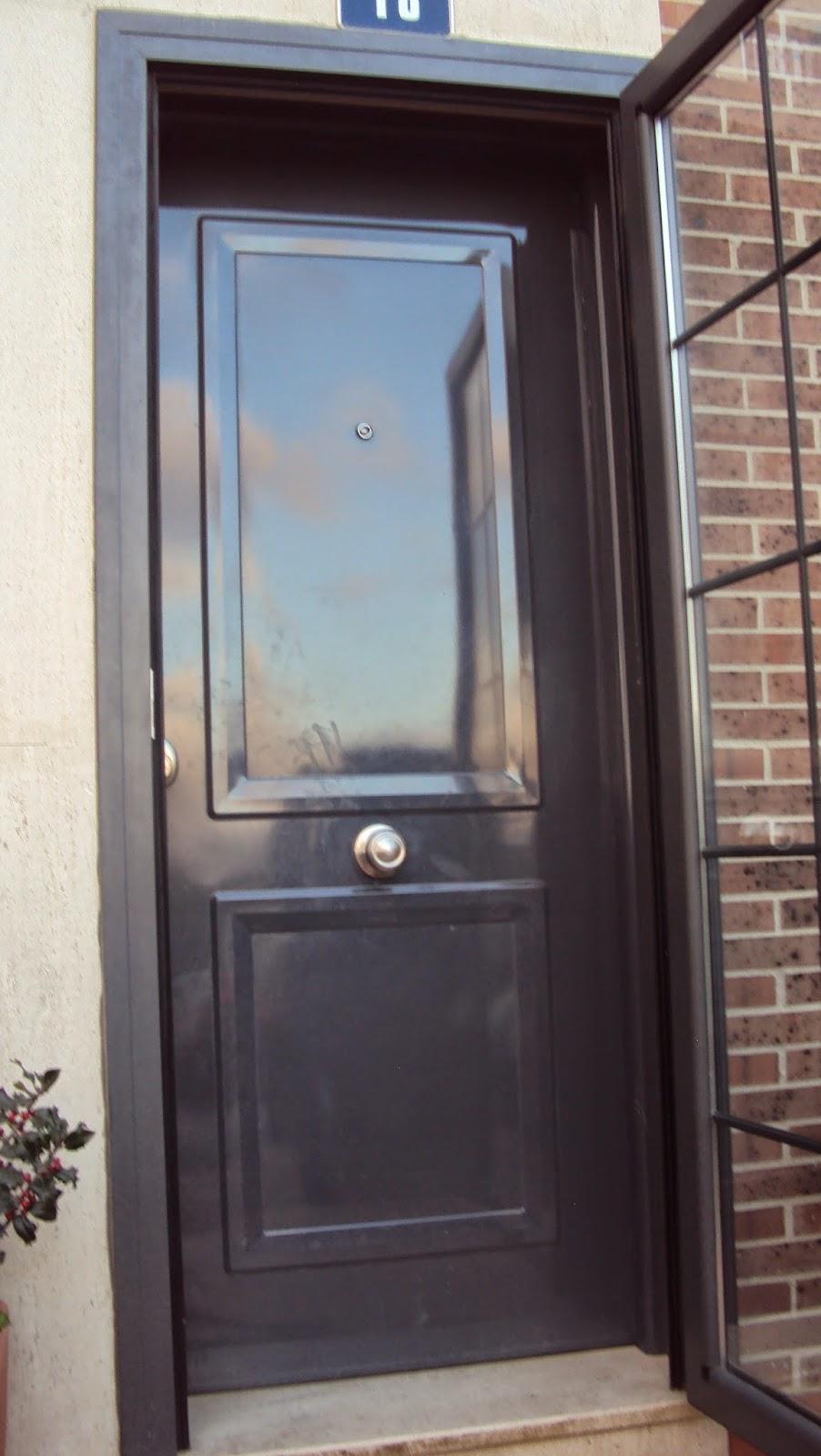 Aluminio y cerrajer a abel y cesar santiuste de san juan for Puertas de aluminio