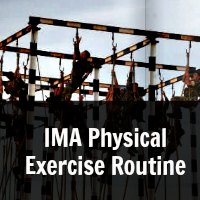 Indian Military Academy Physical Exercise Routine