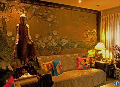 New York Interior Design Living Room